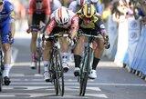"""Masiniame """"Tour de France"""" sprinte link finišo pergalę iškovojo C.Ewanas"""
