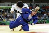 Prieš pasaulio čempionato prizininkę pirmavusi S.Pakenytė pralaimėjo paskutinę kovos minutę