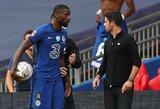 """A.Rudigerį suerzino pasklidę gandai: """"Būčiau likęs """"Chelsea"""" klube, kad ir kokia būtų trenerio pavardė"""""""