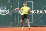 L.Mugevičiui su partneriu Estijoje nepavyko patekti į ketvirtfinalį