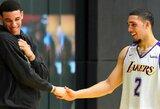 Garsus NCAA žaidėjas tiki Li.Ballo galimybėmis NBA naujokų biržoje