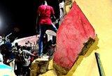 Įgriuvus stadiono sienai – žuvo 8 žmonės