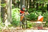 Pasaulio orientavimosi sporto kalnų dviračiais čempionate Lietuvos moterys – geriausiųjų šešetuke
