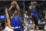 """NBA reitingas: """"Raptors"""" veržiasi į lyderių gretas ir """"Thunder"""" nuosmukis"""