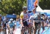 Ketvirtajame dviračių lenktynių Australijoje etape G.Bagdonas užėmė 59-ą vietą