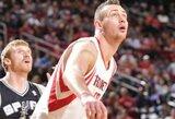 """""""Rockets"""" direktorius: sunkiojo krašto puolėjo pozicija yra laisva, o Motiejūnas turi pakankamai talento, kad padėtų mums"""