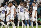 "7 įvarčių fiesta baigėsi ""Real"" pergale prieš ""Celta Vigo"" futbolininkus"