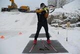 A.Mikelkevičius Europos jaunimo biatlono čempionate užėmė 53-ą vietą, auksas - estui