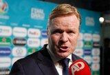 """R.Koemanas nenori būti siejamas su """"Barcelona"""": """"Tai nepatogu dėl daugelio priežasčių"""""""