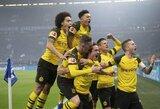 """Vokietija: """"Bayern"""" iškovojo įtikinamą pergalę, bet niekaip nepaveja laiminčių """"Borussia"""""""