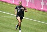 """Liverpool"" taikinys T.Alcantara nori palikti ""Bayern"""