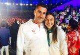 Elitinius Šveicarijos lengvaatlečius ugdantis treneris kelią į olimpą tiesia ir lietuvėms
