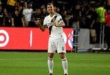 """""""Galaxy"""" nenori paleisti Z.Ibrahimovičiaus – ketina kalbėtis su švedu dėl naujo kontrakto"""