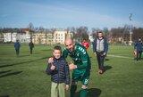 """Karjerą baigęs ir trenerio keliu pasukęs D.Galkevičius: """"Nesigailiu, kad turėjau svajonių"""""""