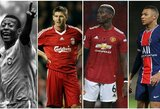 Europos futbolo sirgalių verdiktas: 20 labiausiai pervertintų visų laikų žaidėjų
