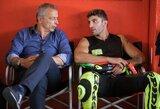 """""""MotoGP"""" lenktynininko diskvalifikacija po kreipimosi į CAS buvo dar pailginta: """"Tai didžiausia neteisybė"""""""