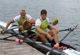 Trys lietuvių valtys plauks pasaulio irklavimo taurės etapo A finale (papildyta)