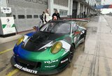 "Į ""Aurum 1006 km lenktynes"" – per Niurburgringą"
