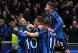 """Buvęs """"Juventus"""" treneris M.Allegri sukritikavo """"Atalanta"""": neverti žaisti Čempionų lygoje"""