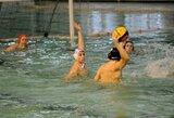 Elektrėnuose vyksta finalinės Atviro Lietuvos vandensvydžio čempionato varžybos