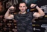 E.Kavaliauskas geriausių WBO boksininkų reitinge pasiekė rekordines aukštumas