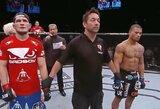 Buvęs UFC kovotojas nuteistas: nepilnametei siuntė nuogas nuotraukas