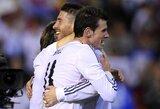 """S.Ramosas: """"G.Bale'as jau įrodė, kad pats vienas gali laimėti finalus"""""""