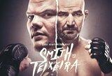 UFC ringe – bekompromisis užgrūdintų kovotojų mūšis