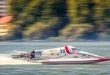 Europos motorlaivių čempionate G.Sobčiukas užėmė penktą vietą