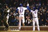 """D.Neverauskas praleido """"home run"""" smūgį, """"Pirates"""" buvo sutriuškinti"""