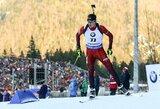 Lietuvos biatlonininkai žiemos sezoną pradėjo Norvegijoje