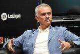 """J.Mourinho pripažino, jog nusipelnė būti atleistas iš """"Man United"""""""
