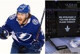20 metų neregėtos trukmės NHL rungtynėse krito ir visų laikų rekordai