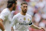 """R.Benitezas: """"Kovojau labiau už visus, kad S.Ramosas liktų Madride"""""""
