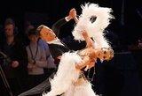Velykų proga – sportiniai šokiai šios šakos gerbėjams