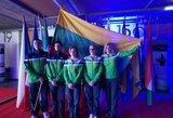 Lietuvos šaudymo rinktinė išmėgino jėgas Europos jaunių lygoje