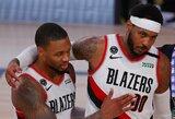 """C.Anthony: """"Damianas yra geriausias krepšininkas, su kokiu esu žaidęs"""""""