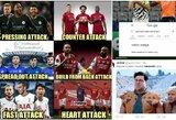 """Geriausi internautų pokštai po sensacingo """"Man United"""" pralaimėjimo prieš """"Basaksehir"""""""