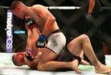 """UFC prezidentas D.White'as: """"Kiek dar reikės kartoti - C.McGregoro ir N.Diazo kova yra atšaukta"""""""
