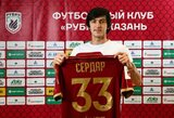 Oficialu: Vakarų Europos klubus dominusi Irano žvaigždė lieka Rusijoje