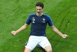 """B.Pavardas paneigė gandus apie susitarimą su """"Bayern"""" klubu"""
