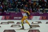 Be klaidų šaudęs T.Kaukėnas vėl iškovojo įskaitinius pasaulio biatlono taurės taškus