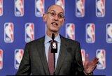 A.Silveris užsiminė apie naujus COVID-19 užsikrėtimo atvejus NBA