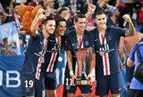 Du futbolininkai vasarą ruošiasi palikti PSG