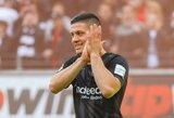 """Sky Sports"": ""Real"" įsigijo ""Eintracht"" talentą L.Jovičių"
