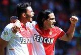 """R.Falcao: """"Paliksiu """"Monaco""""? Svajokite toliau"""""""