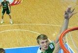 Jauniai nugalėjo rusus ir Europos čempionate kovos dėl penktosios pozicijos