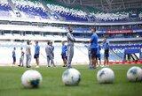 Rusijos klubas skyrė piniginę baudą žaidėjui, kritikavusiam valdžią