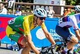 Lietuviai paskutinę Europos čempionato dieną tarp klasifikuotų dviratininkų nepateko