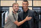 """Savo ateities planus komentuoti atsisakantis M.Pjaničius džiaugiasi C.Ronaldo atvykimu: """"Tai yra sėkmingas """"Juventus"""" žingsnis"""""""